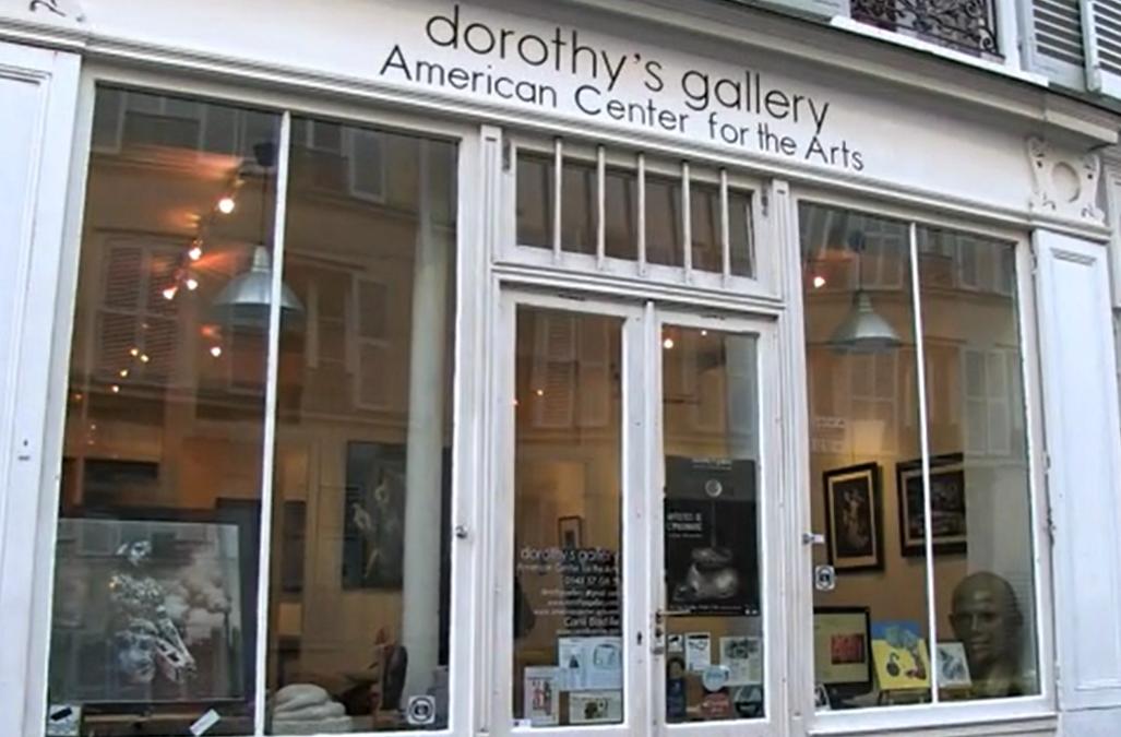 Exposition «Un demi-mètre carré de liberté» chez Dorothy's Gallery